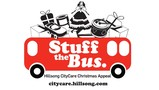 Stuff The Bus Hillsong CityCare Christmas Appeal